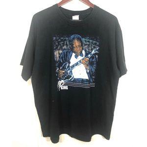 2006/2007 Vintage BB King Tour XL Shirt 🎷 🎸